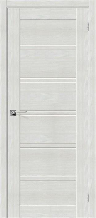 Межкомнатные двери Порта-28 Bianco Veralinga Magic Fog - фото 14075
