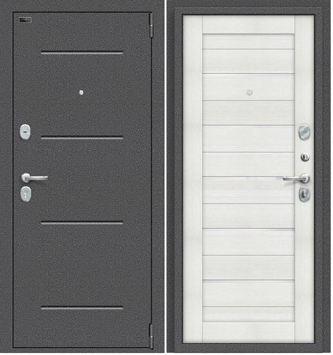 Porta S 104.П22 Антик Серебро/Bianco Veralinga - фото 14805