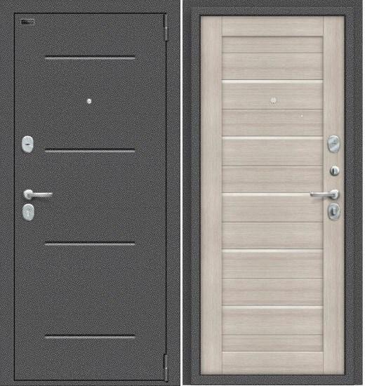 Porta S 104.П22 Антик Серебро/Cappuccino Veralinga - фото 14811