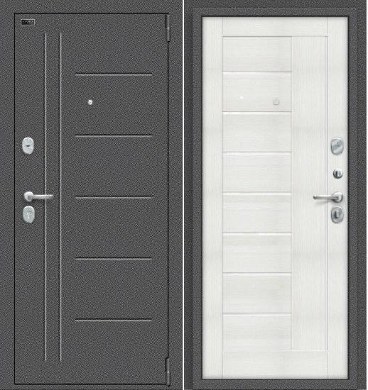 Porta S 109.П29 Антик Серебро/Bianco Veralinga - фото 14823