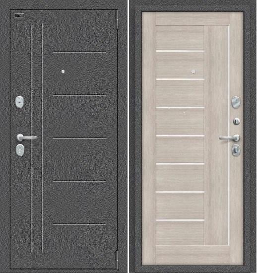 Porta S 109.П29 Антик Серебро/Cappuccino Veralinga - фото 14829
