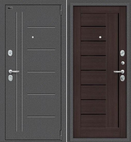 Porta S 109.П29 Антик Серебро/Wenge Veralinga - фото 14835