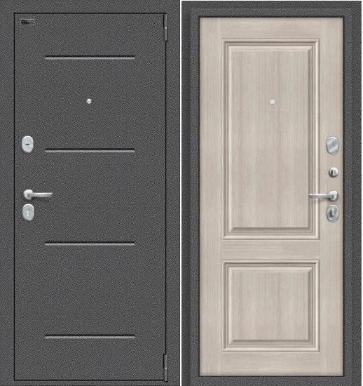 Porta S 104.К32 Антик Серебро/Cappuccino Veralinga - фото 14861