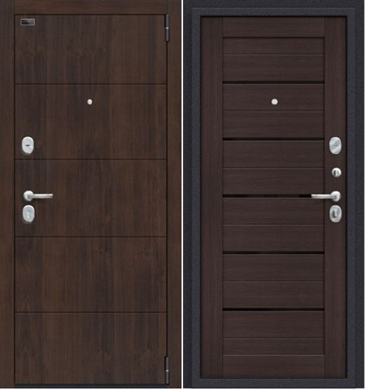 Porta S 4.П22 (Прайм) Almon 28/Wenge Veralinga - фото 14894