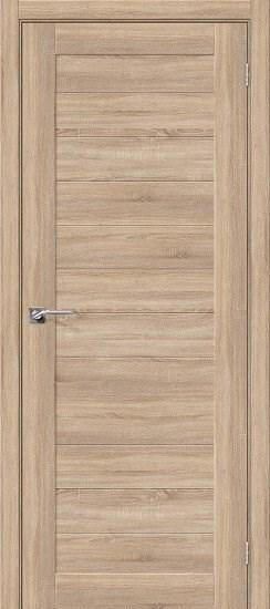 Порта-21 Light Sonoma, межкомнатные двери Браво - фото 15083
