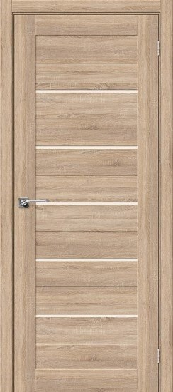 Межкомнатные двери Порта-22 Light Sonoma/Magic Fog - фото 15093