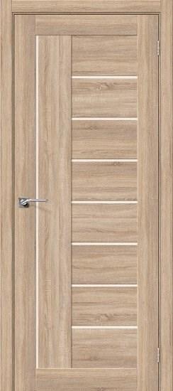 Межкомнатные двери Порта-29 Light Sonoma/Magic Fog - фото 15095