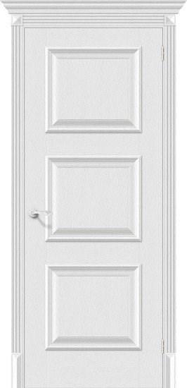 Межкомнатные двери Классико-16 Virgin - фото 15150