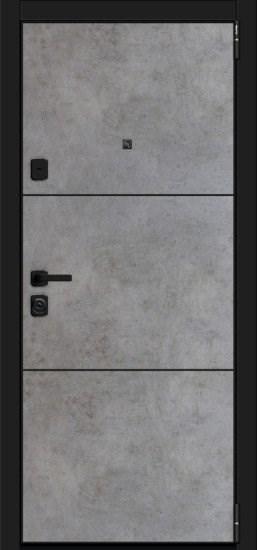 Porta M П50.П50 (AB-4)  Dark Concrete/Angel - фото 20786