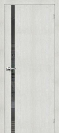 Браво-1.55  Bianco Veralinga / Mirox Grey - фото 20818