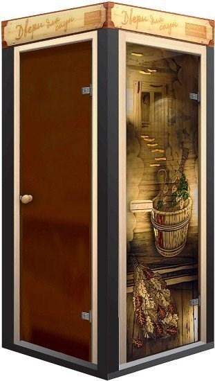 Для 4-х банных дверей - фото 21053
