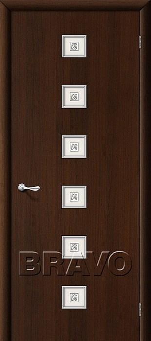 Квадро Л-13 (Венге), Межкомнатные двери Браво, Bravo, ламинированные. - фото 4482
