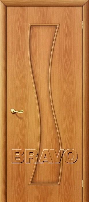 11Г Л-12 (МиланОрех), Межкомнатные двери Браво, Bravo, ламинированные. - фото 4488