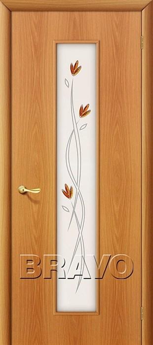 22Х Л-12 (МиланОрех), Межкомнатные двери, Браво, Bravo, ламинированные. - фото 4495