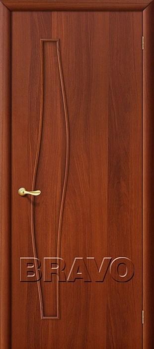 Двери Браво, Bravo, ламинированные,Межкомнатные, 6Г Л-11 (ИталОрех) - фото 4527