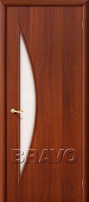 Двери Браво, Bravo, ламинированные,Межкомнатные, 5С Л-11 (ИталОрех) - фото 4535