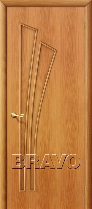 Двери Браво, Bravo, ламинированные,Межкомнатные, 4Г Л-12 (МиланОрех) - фото 4539