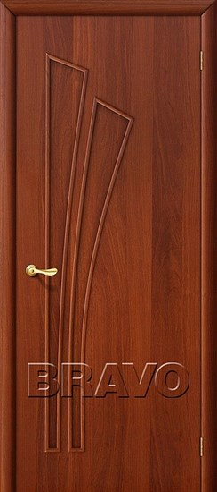 Двери Браво, Bravo, ламинированные,Межкомнатные, 4Г Л-11 (ИталОрех) - фото 4540