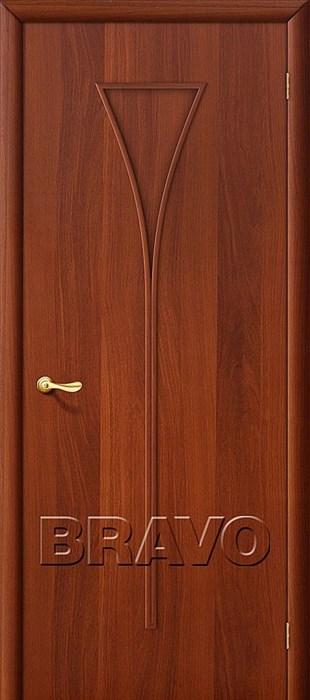 Межкомнатные Двери Браво, Bravo, ламинированные, 3Г Л-11 (ИталОрех) - фото 4546