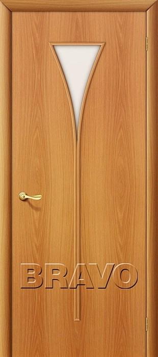 Межкомнатные Двери Браво, Bravo, ламинированные, 3С Л-12 (МиланОрех) - фото 4547