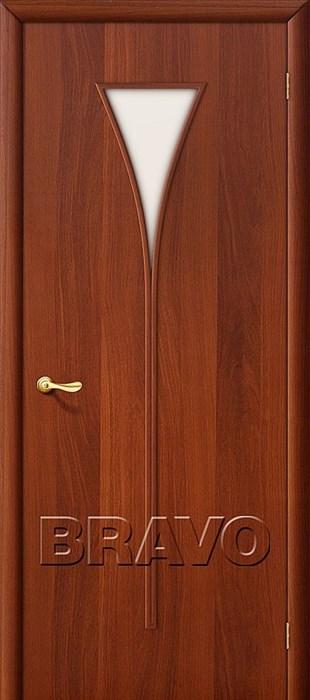 Межкомнатные Двери Браво, Bravo, ламинированные, 3С Л-11 (ИталОрех) - фото 4548