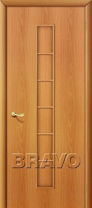 Межкомнатные Двери Браво, Bravo, ламинированные, 2Г Л-12 (МиланОрех) - фото 4551