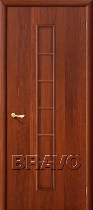 Межкомнатные Двери Браво, Bravo, ламинированные, 2Г Л-11 (ИталОрех) - фото 4552