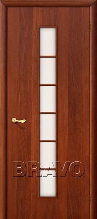 Межкомнатные Двери Браво, Bravo, ламинированные, 2С Л-11 (ИталОрех) - фото 4556
