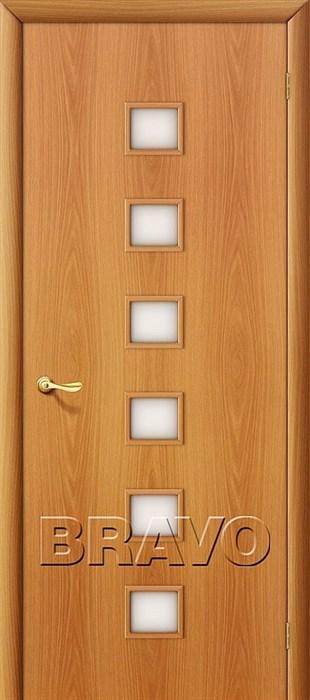 Межкомнатные Двери, Браво, Bravo, ламинированные, 1С Л-12 (МиланОрех) - фото 4562