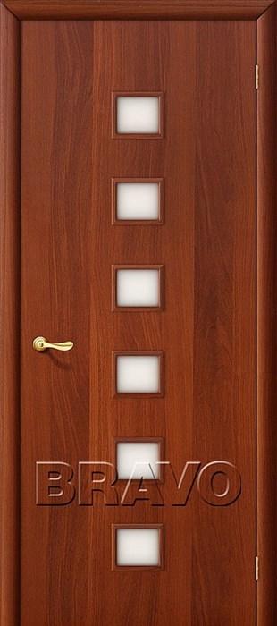 Межкомнатные Двери, Браво, Bravo, ламинированные, 1С Л-11 (ИталОрех) - фото 4563