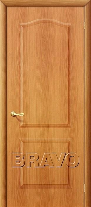Межкомнатные Двери, Браво, Bravo, ламинированные, Палитра Л-12 (МиланОрех) - фото 4568