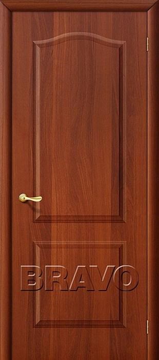 Межкомнатные Двери, Браво, Bravo, ламинированные, Палитра Л-11 (ИталОрех) - фото 4569