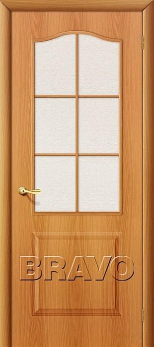 Межкомнатные Двери, Браво, Bravo, ламинированные, Палитра Л-12 (МиланОрех)/ст - фото 4571
