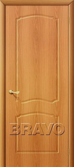 Альфа П-12 (МиланОрех), Межкомнатная дверь ПВХ, Браво,Bravo - фото 4588