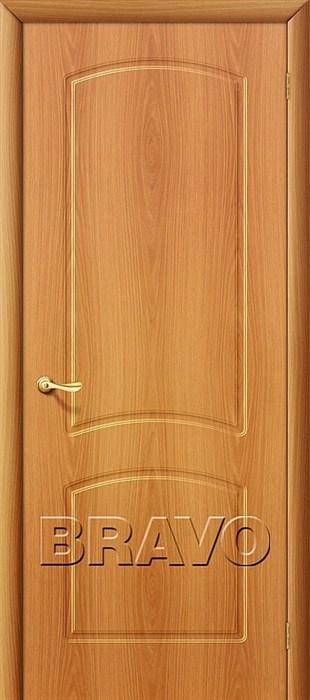 Кэролл П-12 (МиланОрех), Межкомнатная дверь ПВХ, Браво,Bravo - фото 4596