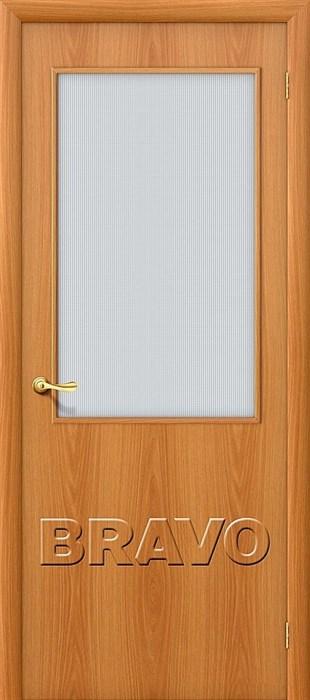 Межкомнатная дверь Гост ПО-2 Л-12 (МиланОрех) - фото 4708