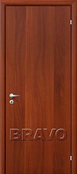 Межкомнатная дверь Норма  Л-11 (ИталОрех) - фото 4904