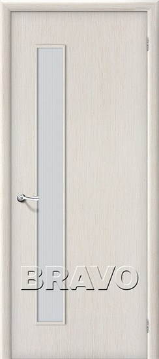Межкомнатная дверь Гост ПО-1 Л-21 (БелДуб) - фото 5034