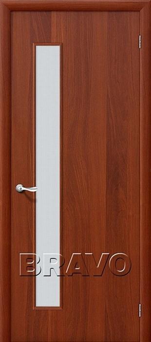 Межкомнатная дверь Гост ПО-1 Л-11 (ИталОрех) - фото 5035