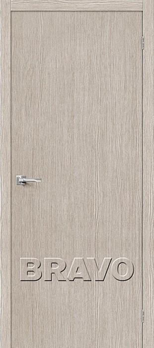 Двери Тренд-0 3D Cappuccino, Межкомнатные Двери ,Браво, Bravo. - фото 5048