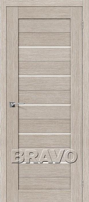 Межкомнатные Двери Порта-22 3D Cappuccino, двери Браво, Bravo. - фото 5274