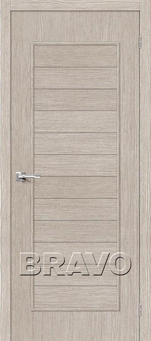 Двери Тренд-21 3D Cappuccino, Межкомнатные Двери ,Браво, Bravo. - фото 5334