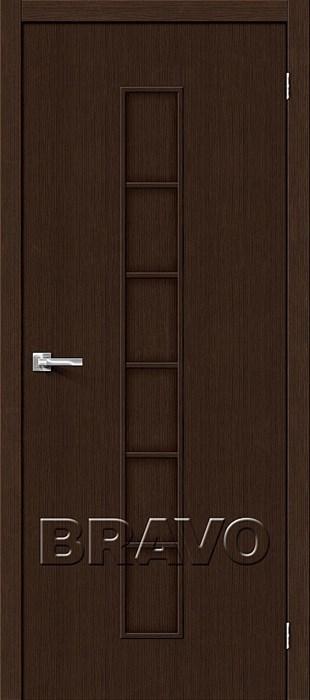 Двери Тренд-11 3D Wenge, Межкомнатные Двери ,Браво, Bravo. - фото 5475