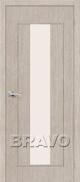 Двери Тренд-25 3D Cappuccino СТ-Magic Fog, Межкомнатные Двери ,Браво, Bravo. - фото 5481