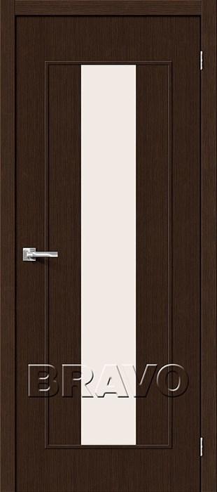 Двери Тренд-25 3D Wenge СТ-Magic Fog, Межкомнатные Двери ,Браво, Bravo. - фото 5482
