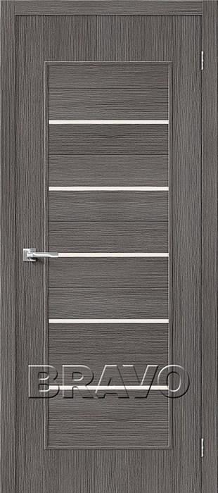 Двери Тренд-22 3D Grey СТ-Magic Fog, Межкомнатные Двери ,Браво, Bravo. - фото 5561