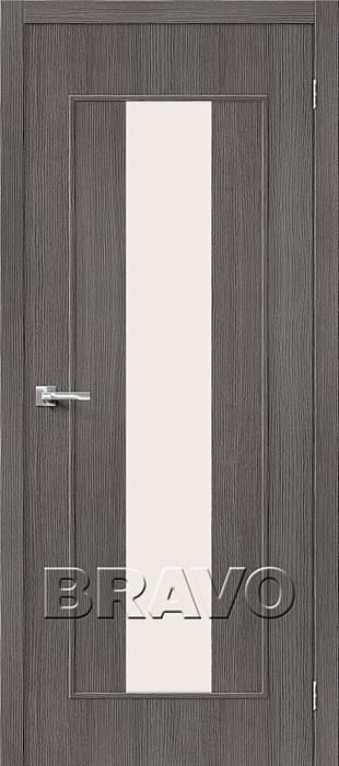Межкомнатные Двери Тренд-25 3D Grey СТ-Magic Fog, Межкомнатные Двери ,Браво, Bravo. - фото 5563