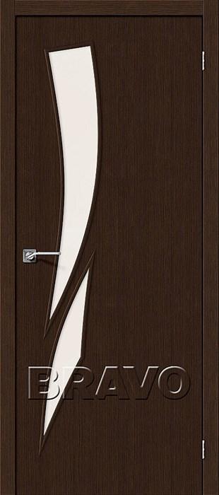 Двери Мастер-10 3D Wenge, Межкомнатные двери Браво, Bravo. - фото 5676