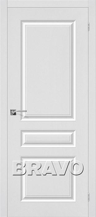 Двери Браво, Bravo, Статус-14  П-23 (Белый) - фото 5930