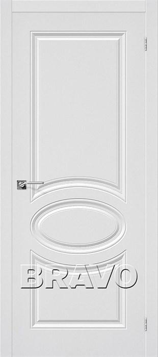 Двери Браво, Bravo,Статус-20  П-23 (Белый) - фото 6053